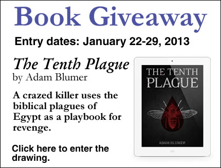 Book Giveaway: The Tenth Plague
