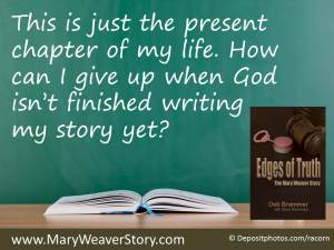 Book Review—Edges of Truth: The Mary Weaver Story