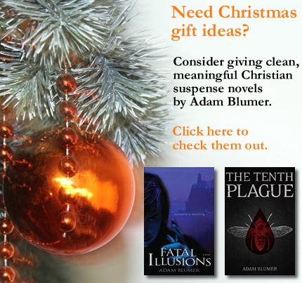 Christmas Ad for Books