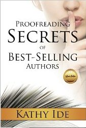 Book Review: Proofreading Secrets of Best-Selling Authors