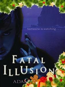 Fatal Illusions Christmas Card