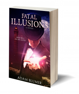 Fatal Illusions - new cover