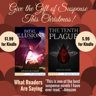 Christmas Sale for Both Novels!
