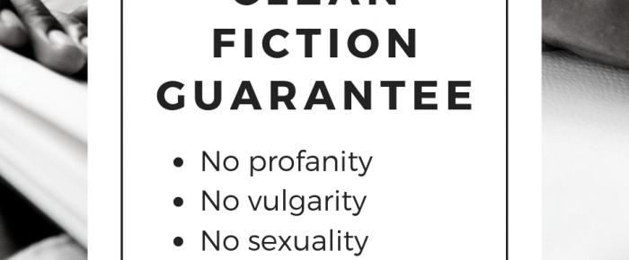 Clean Fiction Guarantee