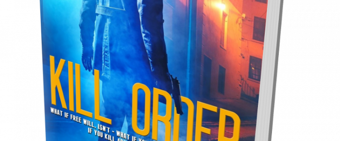 Win a Signed Paperback of Adam's New Novel, Kill Order